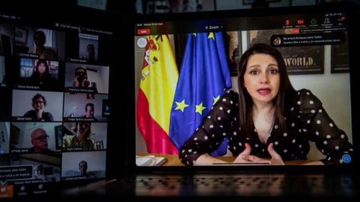 Inés Arrimadas pide a Pedro Sánchez que