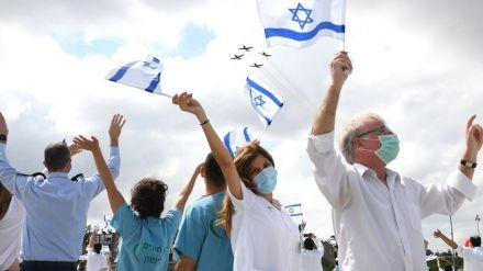 Israel, récord mundial, más ministros que enfermos de... coronavirus