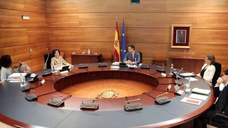 Consejo de Ministros: