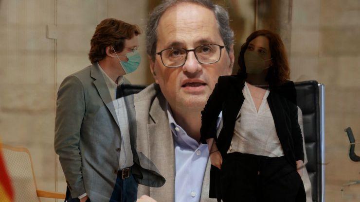 38.713 muertos en España: Los datos del coronavirus que aportan Madrid y Cataluña