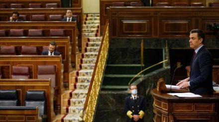 Sánchez carga contra las protestas porque 'nadie tiene derecho a derrochar lo conseguido entre todos'
