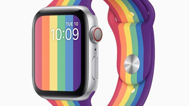 Apple vuelve a apoyar el Orgullo LGTBI+ un año más