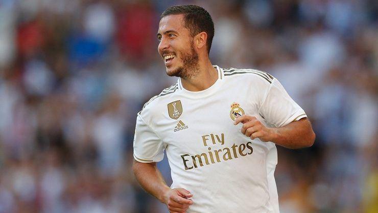 Roberto Martínez cree que Eden Hazard