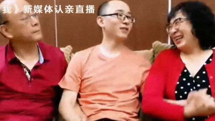 Vuelven a reecontrarse con su hijo robado 32 años después gracias al reconocimiento facial