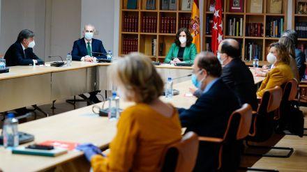 Madrid notifica un total de 14.417 muertes por coronavirus hasta el momento con casi 6.000 en residencias