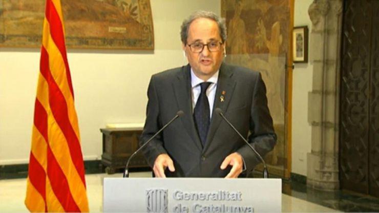Junts y ERC no apoyarán otra prórroga del estado de alarma si Cataluña no recobra sus competencias