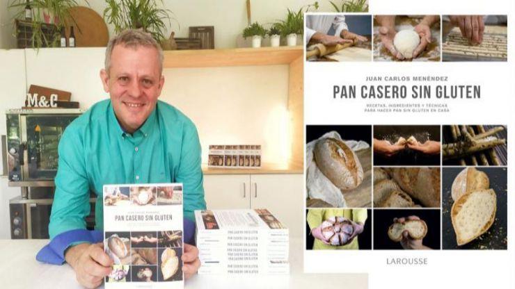 Un libro propone trucos para elaborar pan casero sin gluten