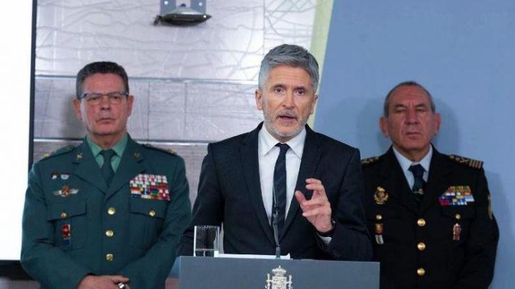 Dimite el DAO de la Guardia Civil tras el cese de Pérez de los Cobos y crece la sombra de injerencia por parte de Interior