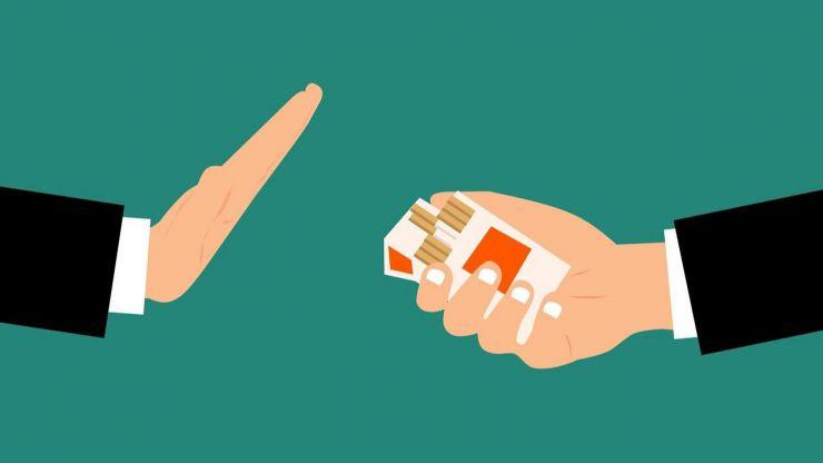 A examen: Tabaco y coronavirus
