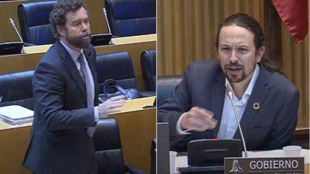 'Cierre al salir, señoría': Espinosa abandona la comisión de reconstrucción al decir Iglesias que 'le gustaría dar un golpe de Estado pero no se atreve'