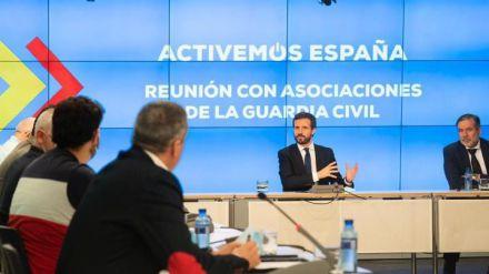 El PP tacha de 'hooligan de Pedro Sánchez' a Marlaska y le insta a que 'quite las manos de la Guardia Civil y se vaya a su casa'
