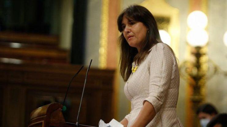 Laura Borràs comparecerá en el Congreso para exponer oralmente sus alegaciones al suplicatorio