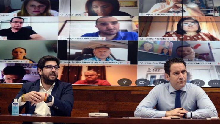 García Egea (PP): 'Nos pretenden hacer creer que van a pagar una renta mínima, cuando no son capaces ni de pagar los ERTE'