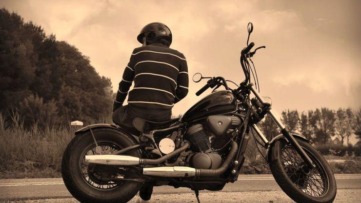 Los usuarios de moto acumulan la mayor subida de la siniestralidad en carretera