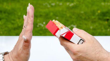 El 58% de las personas que intentan dejar el tabaco no lo consiguen