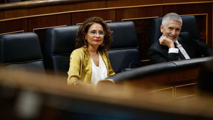 Un documento revela que Marlaska cesó a Pérez de los Cobos por negarse a filtrar las diligencias sobre el 8-M