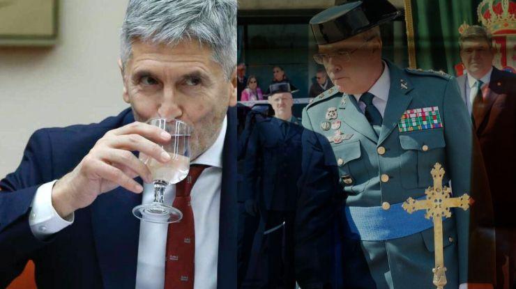 Interior contesta: Cesó a Pérez de los Cobos por no comunicar que hizo el informe del 8-M