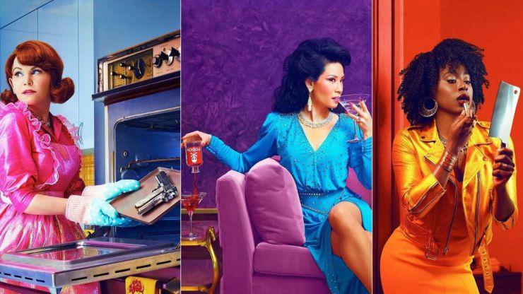 Lucy Liu, Ginnifer Goodwin y Kirby Howell-Baptiste protagonizan la nueva serie de HBO: '¿Por qué matan las mujeres?'