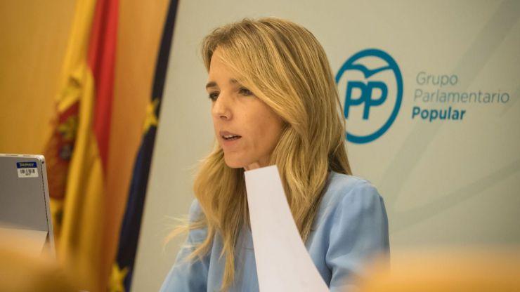 Álvarez de Toledo: 'Sánchez tiene que remodelar el equipo de Interior cesándoles'
