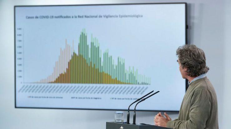 Covid-19: El INE confirma un exceso de casi 44.000 defunciones en lo que va de año en España