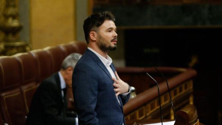 ERC tacha a Ciudadanos de ser 'Vox en la fase uno' y a Arrimadas una 'Rosa Díez en fase dos'
