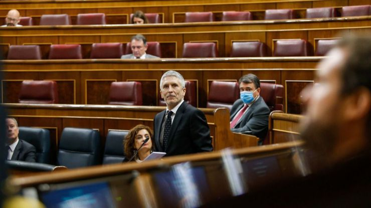 Las asociaciones de jueces cargan contra Marlaska