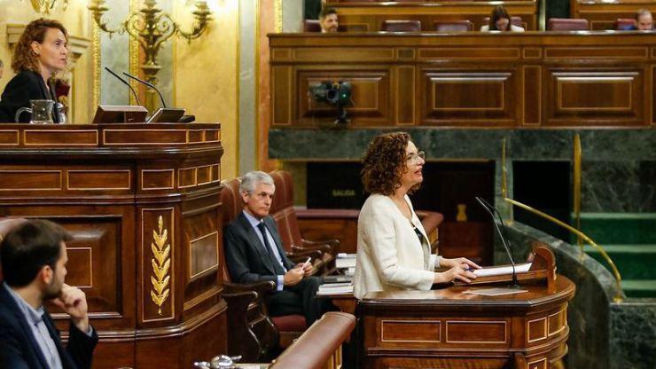 La 'tasa Google' continuará su tramitación en el Congreso pese a las críticas por la descoordinación con Europa