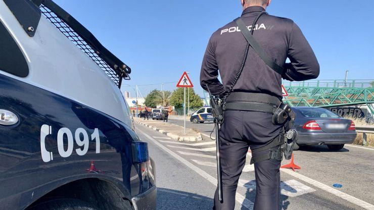 Detenido un peligroso fugitivo buscado en Alemania por atropellar y dejar grave a un policía