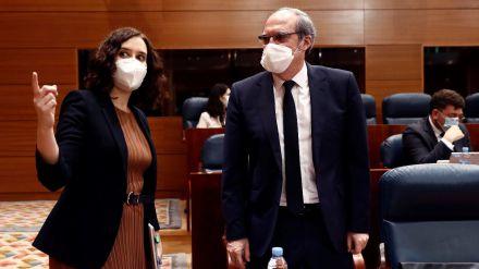 Cambio de estrategia en el PSOE: Gabilondo pide el cese de Ruiz Escudero por su gestión de la pandemia