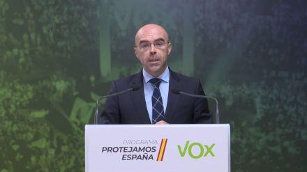 Vox denuncia la entrada de productos de terceros países que no cumplen los requisitos exigidos a los españoles