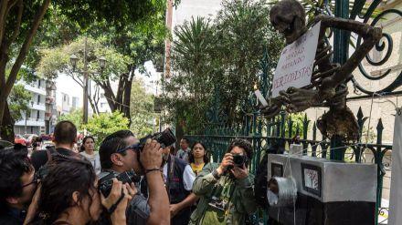 México registra el día más violento del año con 117 homicidios a pesar del confinamiento