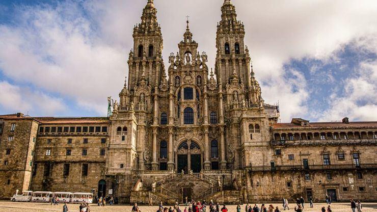 Dos días en Santiago de Compostela