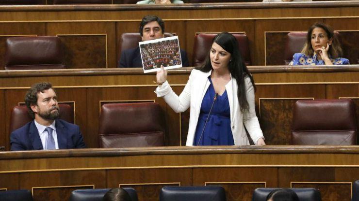 Olona y Marlaska se enzarzan en el Congreso en otra sonada disputa