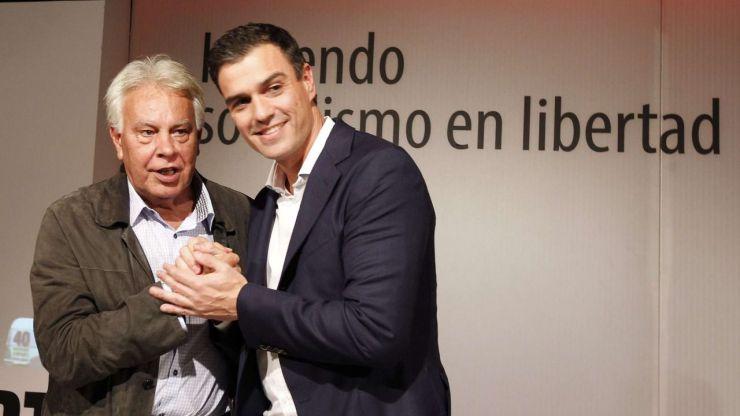 Felipe González compara al Gobierno de coalición con el