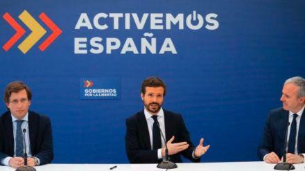 Casado replica a Sánchez que 'patriotismo no es callarse ante los errores'