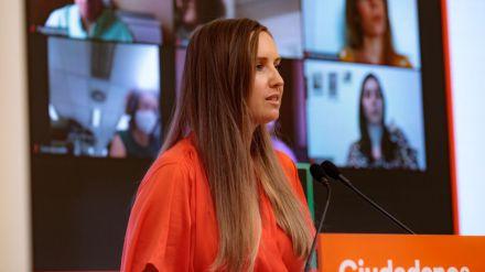 Melisa Rodríguez: 'Nuestra ley anticorrupción es parte del ADN de Ciudadanos'