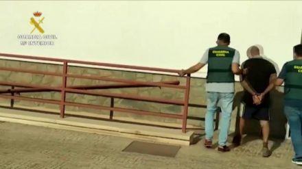 Maltratada y retenida durante nueve días por su expareja en Lorca