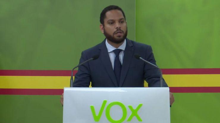 VOX se pronuncia tras su sonado mitin en San Sebastián