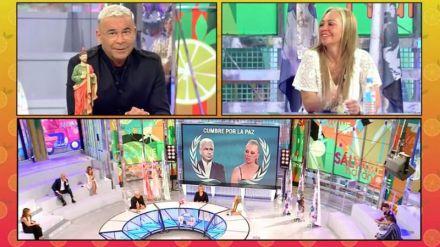 Telecinco firma su mejor martes del año gracias a la guerra entre Belén Esteban y Jorge Javier