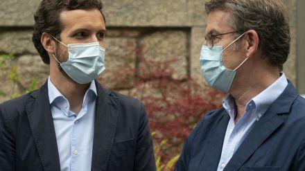 CIS: Vox y Cs se quedan sin representación en Galicia frente a la mayoría absoluta de Feijóo