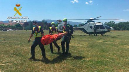 Localizan el cadáver de un montañero desaparecido en noviembre en la Sierra de Ayllón