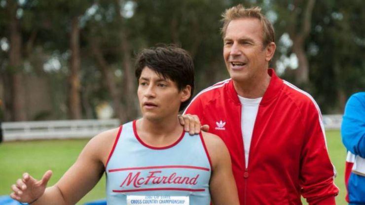 'Lazos de sangre' y 'En primera línea' no pueden con 'McFarland' en Telecinco