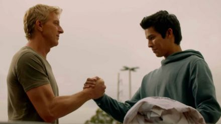'Karate Kid' estrena nueva era con la llegada de 'Cobra Kai' a Netflix