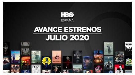 Estrenos de HBO para el mes de julio