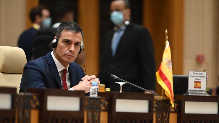 Sánchez zanja los rumores y sostiene que la pandemia no ha hecho mella en el Gobierno de Coalición
