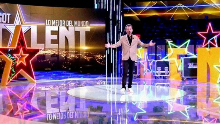Ninguna cadena consigue alcanzar el doble dígito en un prime time dominado por 'Got Talent: Lo mejor del mundo'