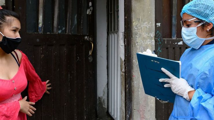 América Latina se acerca al pico de casos de coronavirus en las próximas semanas