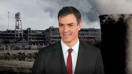 Vox lamenta el cierre de fábricas