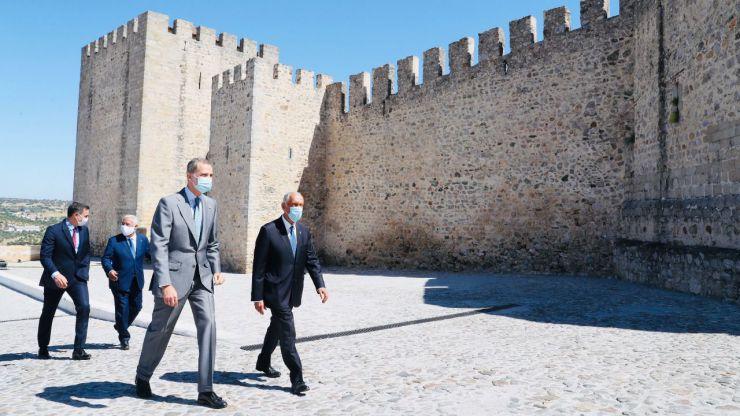 España y Portugal reabren la frontera más larga y antigua de Europa esperando