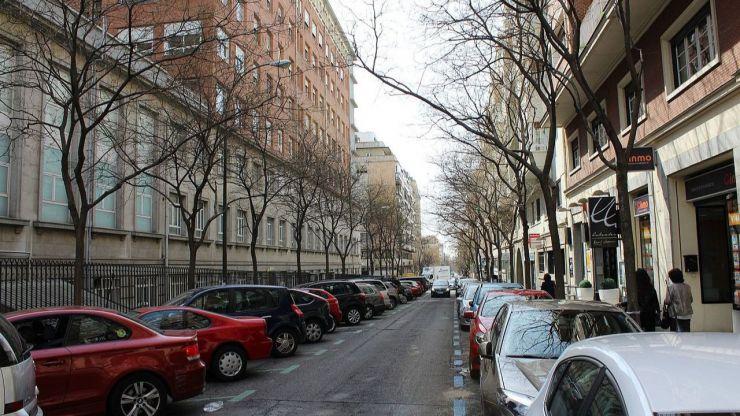 Detenido por el asesinato de una persona sin hogar en un parque de Madrid